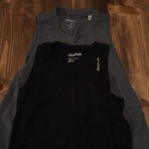 Reebok muscle tank bundle